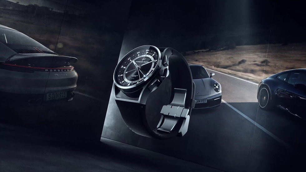 Porsche Design Timepieces  1919