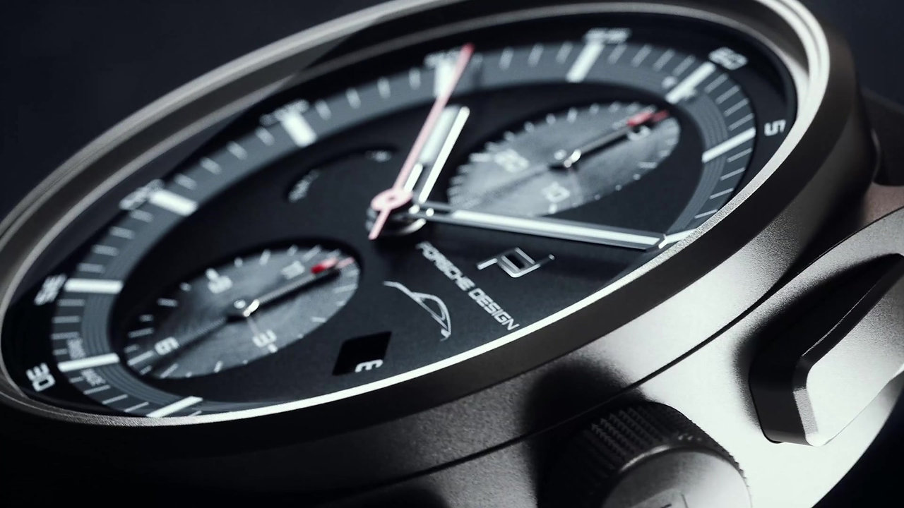 Porsche Design Timepieces  911
