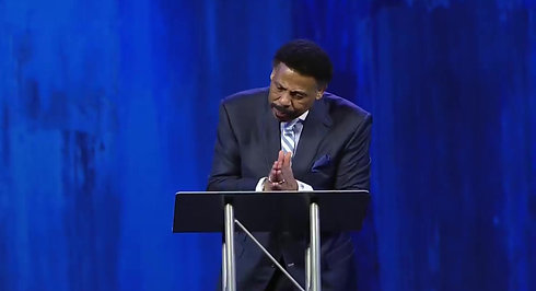 Tony Evans Speaks on Strength in Your Struggles (Preached 02022020)