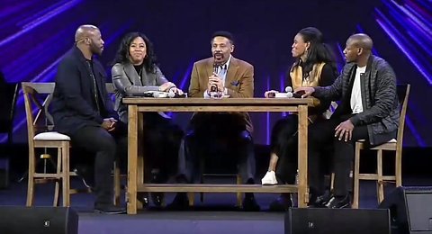 Tony Evans - What On Earth Is Going On (March 15, 2020 Livestream)