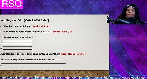 God's Boot Camp