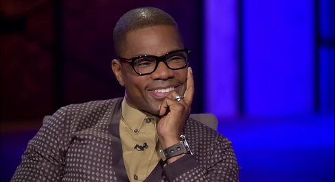 Kirk Franklin talks with Matt Crouch, Robert Morris, and Dr. Tony Evans on TBN  Praise