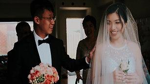 Alvin + Arlene Wedding