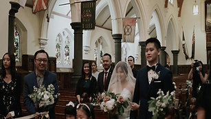Jeffry + Cindy Wedding