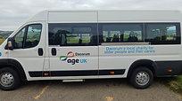Wheelchair Accessible Citroen Relay Minibus