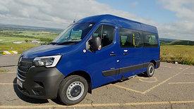 Renault Master Accessible Minibus