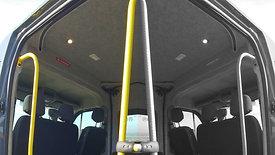 Warnerbus Five seat Renault Master Wheelchair Accessible Minibus
