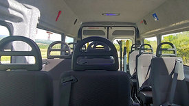 Citroen Relay wheelchair accessible 14 seats