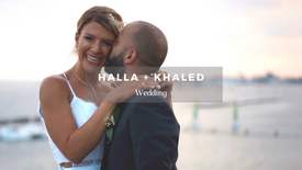 Khaled + Halla
