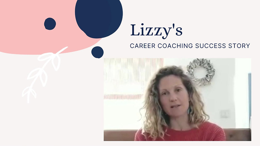 Lizzy's Coaching Success Story