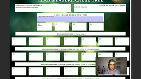 Lead and Lag Measures Part 3 - Cause Tree