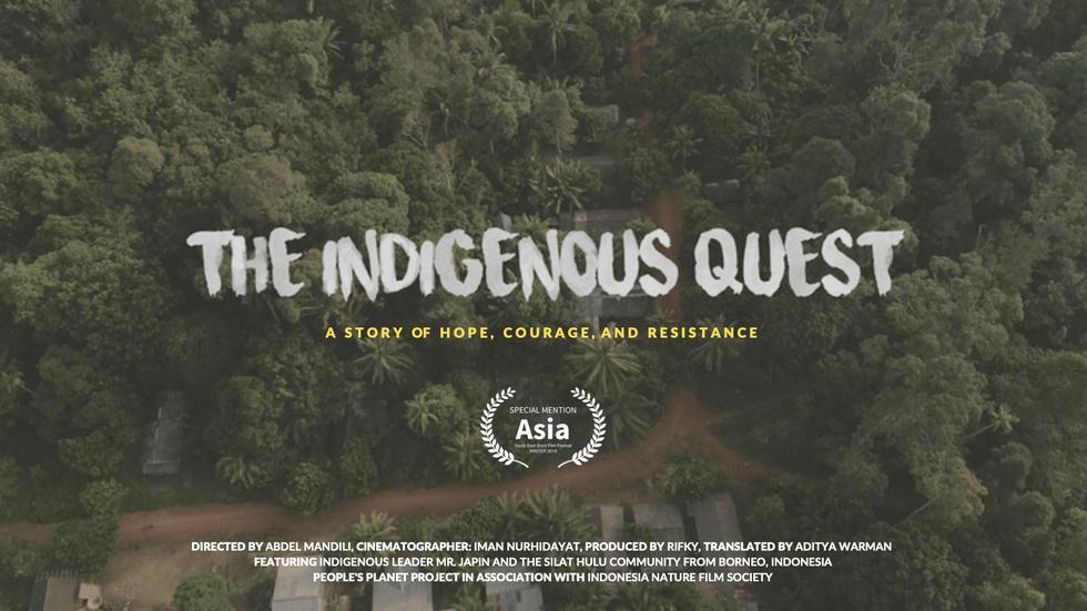 The Indigenous Quest