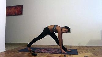 Vinyasa yoga para la comunicación