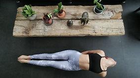 Yoga für die Schilddrüse-wirkt aktivierend und unterstützend bei Schilddrüsenunterfunktion