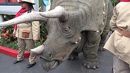 Triceratops Encounter - Jurassic World