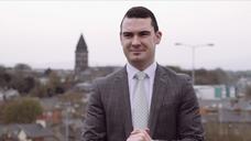 Blaine Gaffney: VOTE NO.1