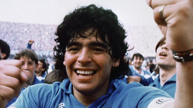 Maradona - Teaser