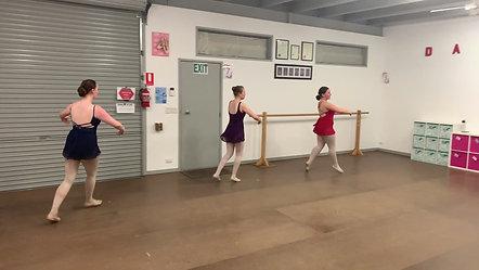 13a. Ballet Runs to Centre