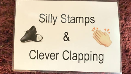 Silly Stamps & Clever Clapping