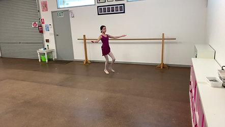 12. Ballet Runs to the Centre