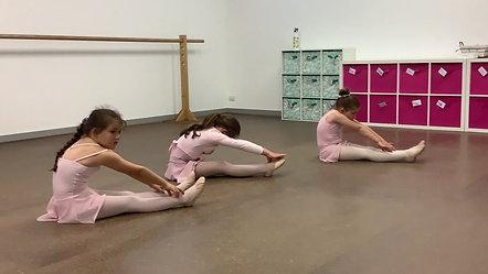 3. Hamstring Stretch