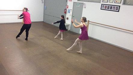 Grade 4 Lyrical Dance