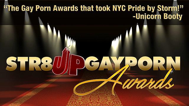 2017 Str8UpGayPorn Awards