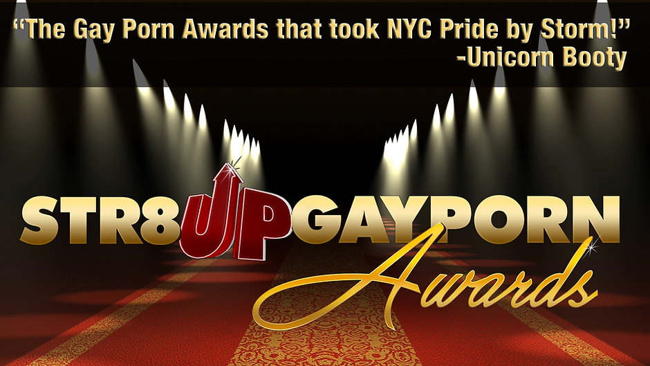 2017 Str8UpGayPorn Awards