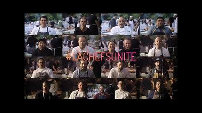LA Chefs Unite Video