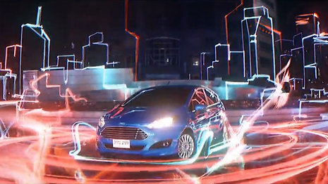 "FORD Fiesta - ""Pulse of The City"""