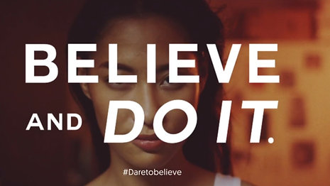 "MOFILM London - ""Dare to Believe"" l 1st winner"