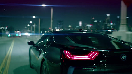 """BMW i8 - """"Born electric"""""""