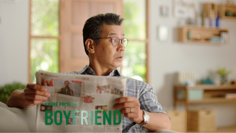 "Knorr - ""Boy Friend"""
