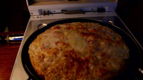 CI Pizza Oven (Tom's River)