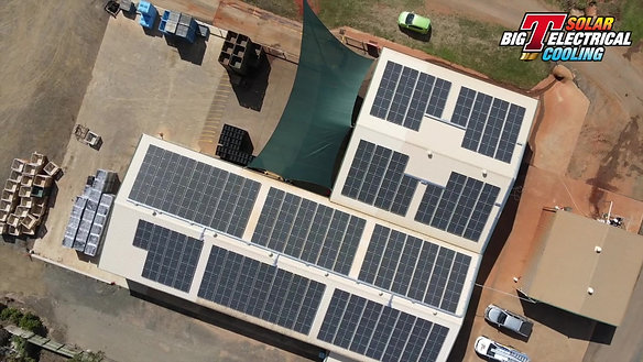 100kW Solar for Prichard Farms