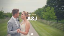 Amber & Justin - Mythe Barn