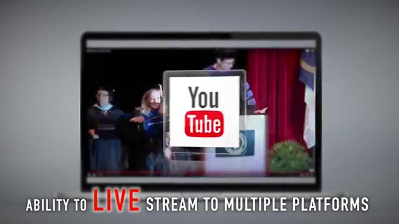 TEM video streaming!