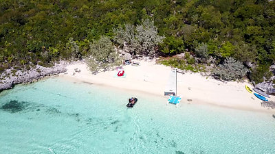 Fowl Cays Resort, Bahamas