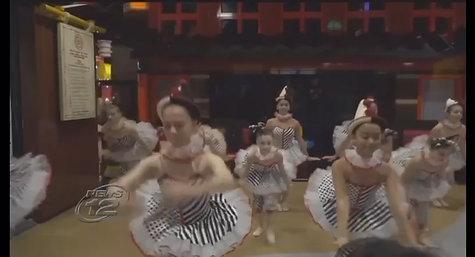 Ballet des Amériques makes the NEWS!!
