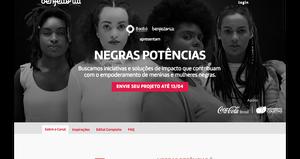 Canal de Matchfunding Negras Potências