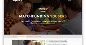 Canal de Matchfunding Yousers