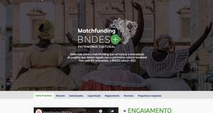 Matchfunding BNDES+ Patrimônio Cultural
