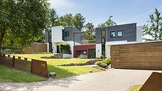 Twinhouses: Vor den Toren Hamburgs