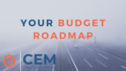 Your Budget Roadmap