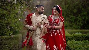 Anish &  Ashna