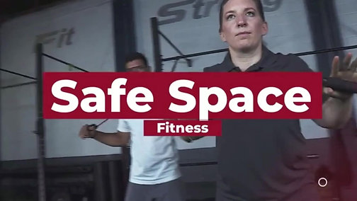 Safe Space Fitness Program Preview