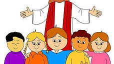 5minuti con l'Amico Gesù: catechiste II elementare