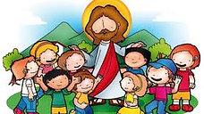 5minuti con l'Amico Gesù: catechiste III elementare