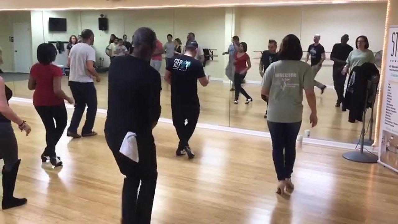 Salsa Classes at Step Up Dance Studio