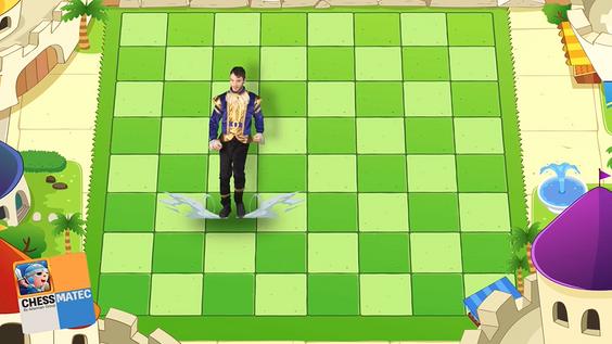 chess board wix